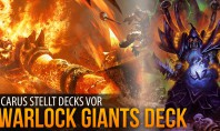 Hearthstone-Decks: Warlock Giants