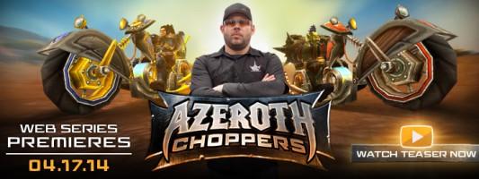 Azeroth Choppers: Hinter den Kulissen der Allianz