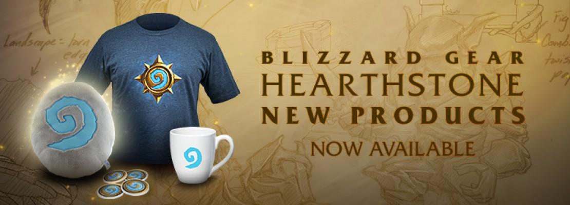 Hearthstone: Neue Fanartikel im Blizzard Shop
