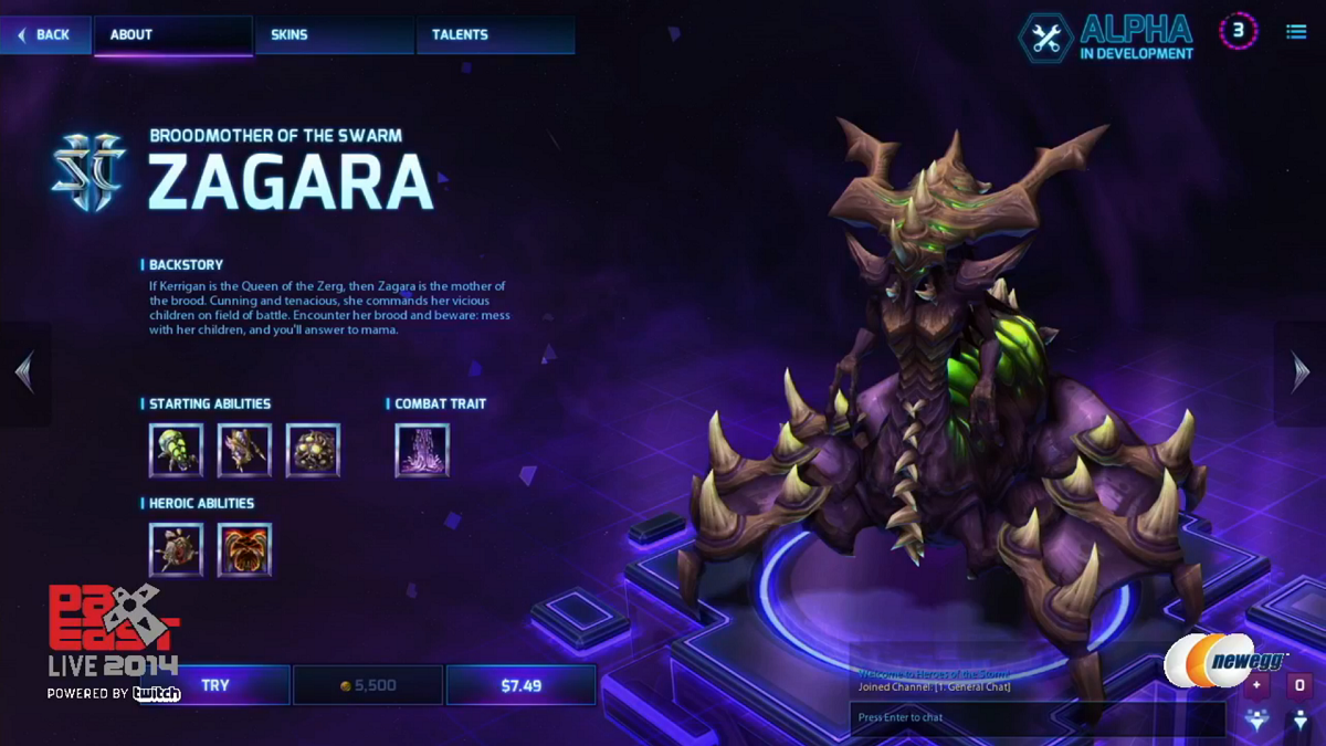 Heroes if the Storm neue Helden (2)