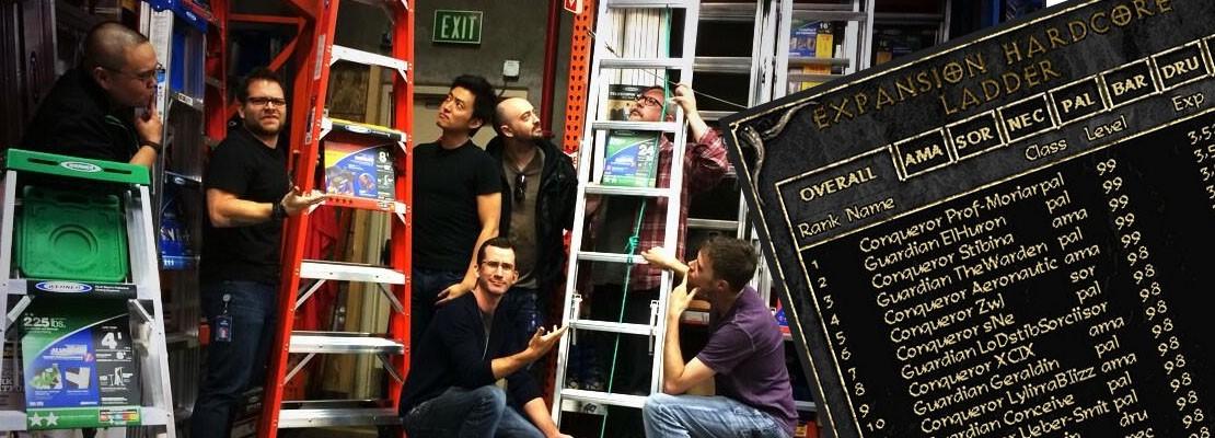 Macht eine Ladder in RoS überhaupt Sinn?