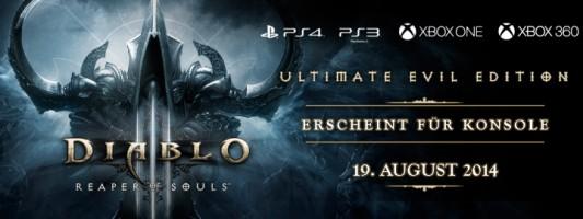 Gameplay Trailer der Diablo 3 RoS: Ultimate Evil Edition