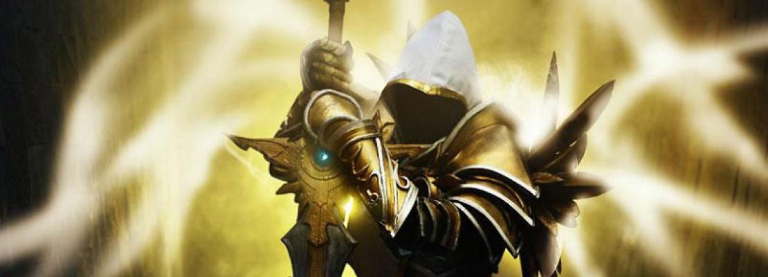 Diablo 3: Cosplay zu Tyrael und dem Dämonenjäger