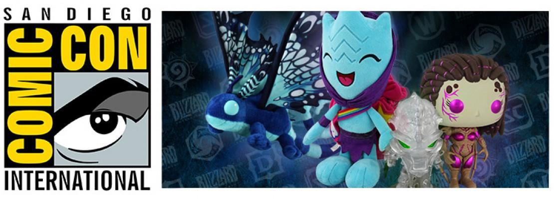 Blizzard: Verlosung für die Comic-Con