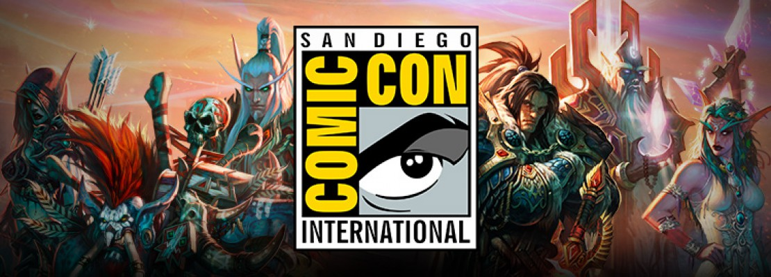 Blizzard Entertainment auf der San Diego Comic Con 2014