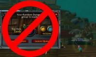 Ist es an der Zeit für eine Dungeon-Blacklist?