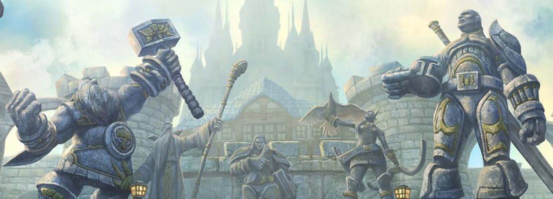 """Legion: Sturmwind wird vorerst nicht repariert """"Update"""""""