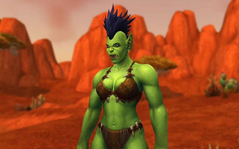 Weibliche Orcs WoD 2 (1)
