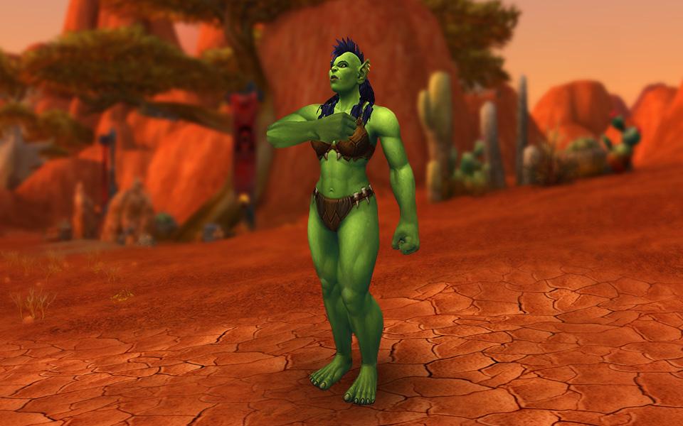 Weibliche Orcs WoD 2 (2)