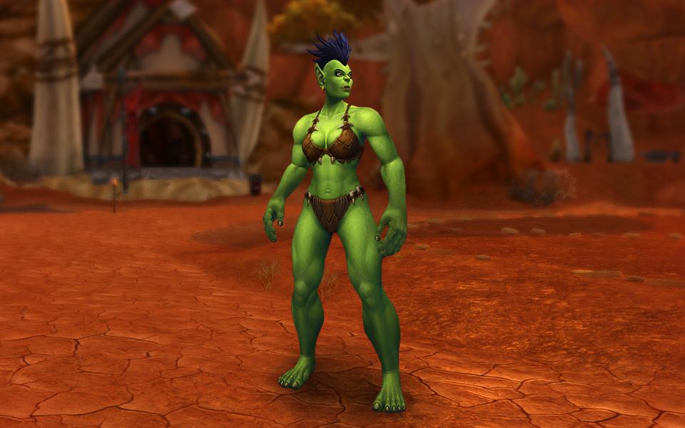 Weibliche Orcs WoD 2 (3)