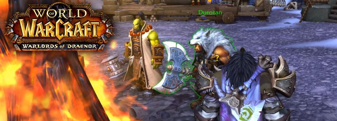 Warlords of Draenor – Alpha Tagebuch #3