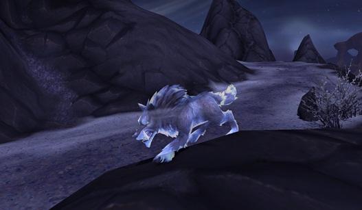 Wod Geisterwolf Spektral