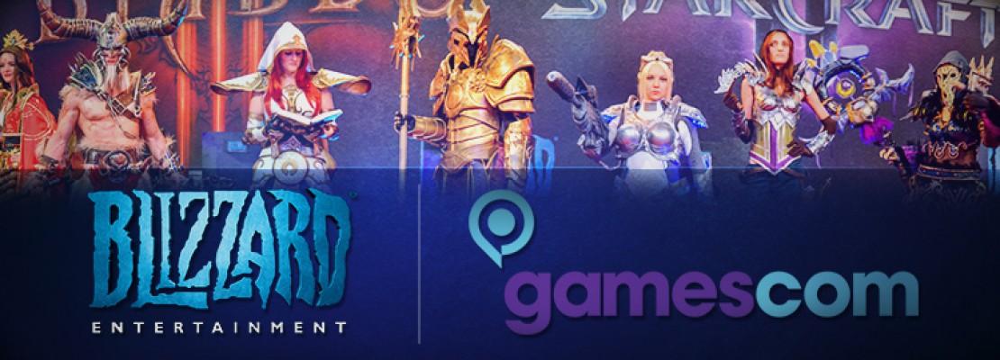 Details zu den Wettbewerben von Blizzard auf der Gamescom