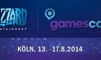 Blizzard: Aktivitäten auf der Gamescom 2014
