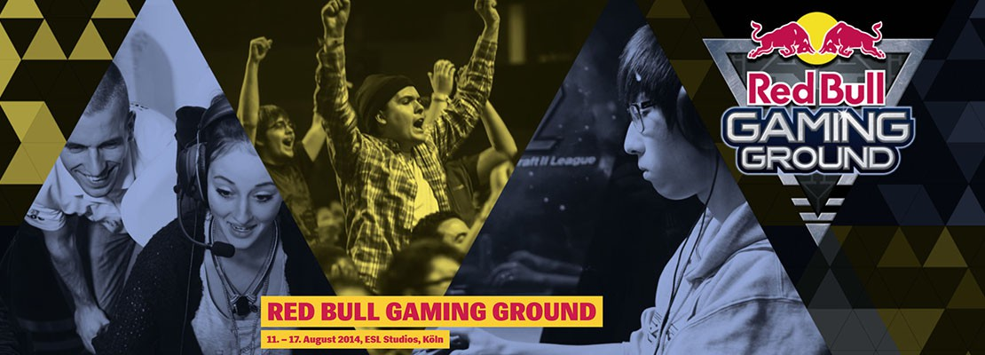 Gaming Ground: Kooperation mit Red Bull