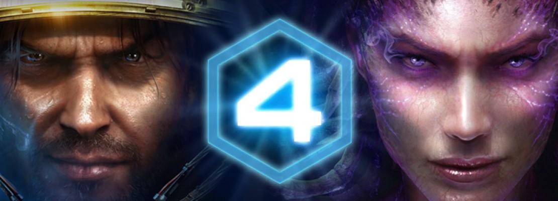 Der vierte Geburtstag von Starcraft 2