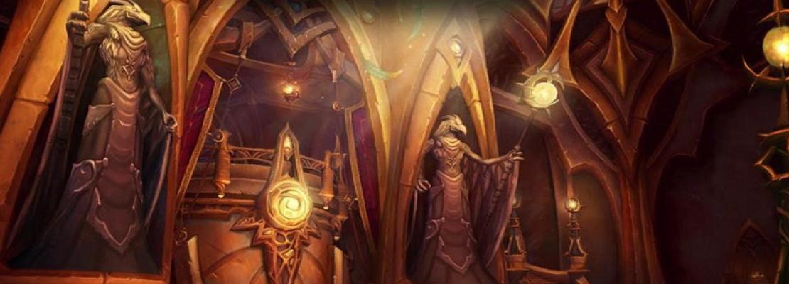 """WoW:  Änderungen an den Dungeons """"Update"""""""