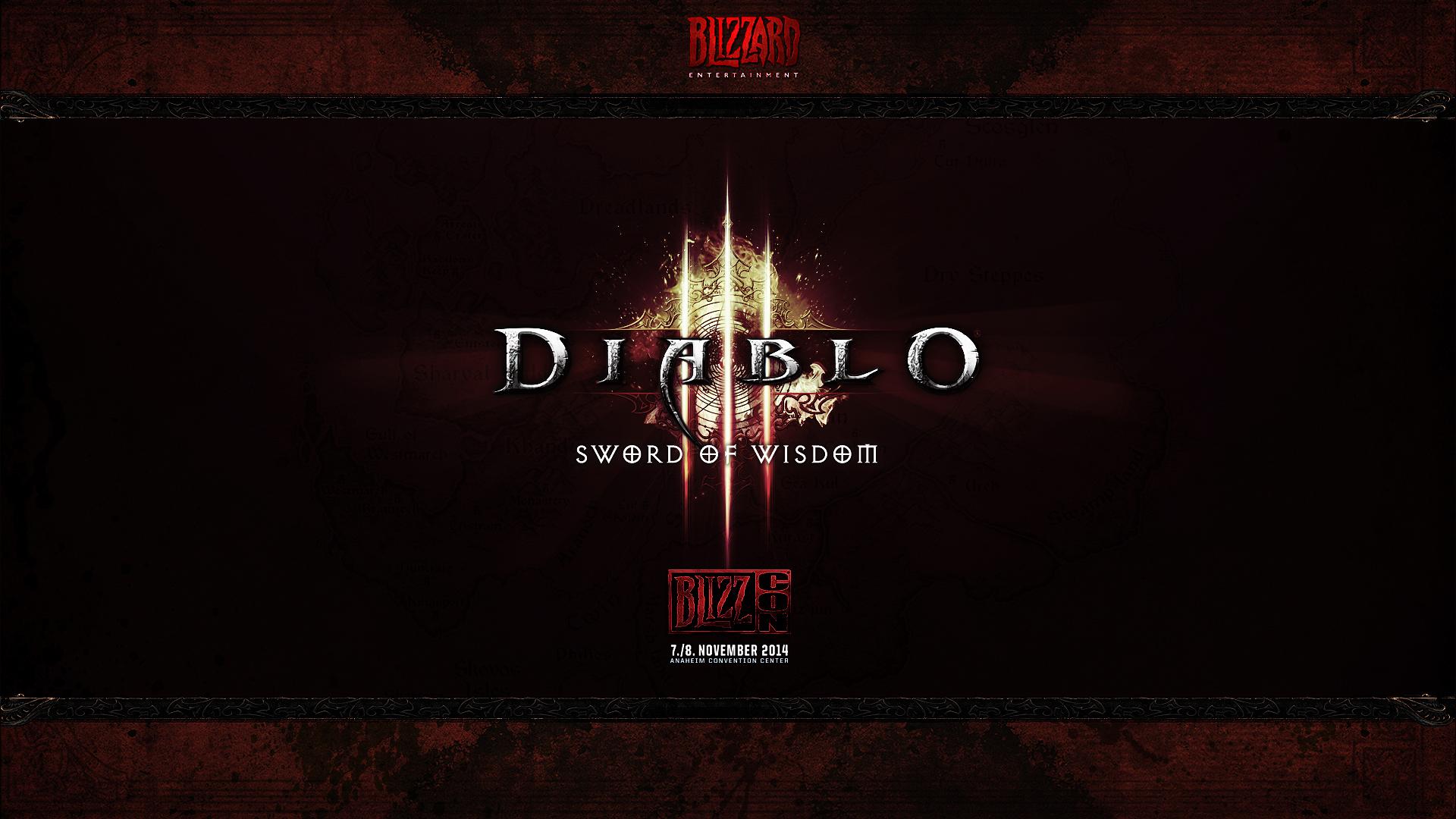 Diablo 3 Sword of Wisdom 1