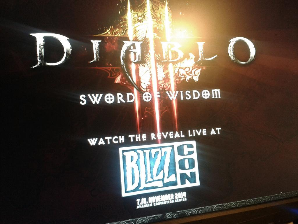 Diablo 3 Sword of Wisdom 2