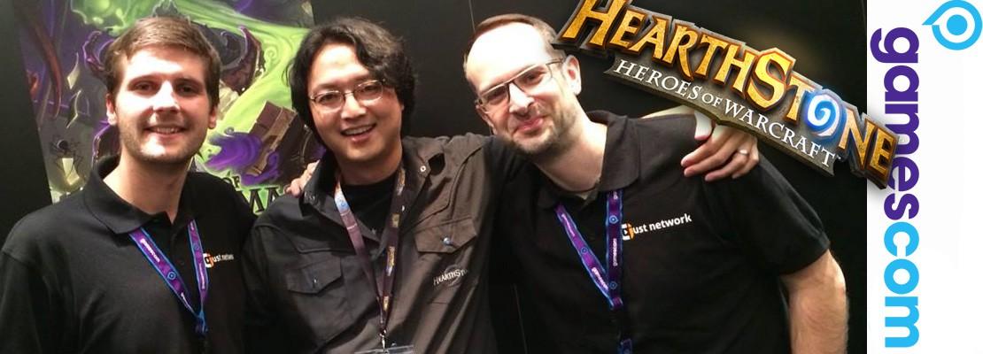 Interview Yong Woo (Gamescom 2014), Teil 2