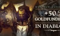 Diablo 3: Buff bringt 50 % Goldfundbonus mit sich