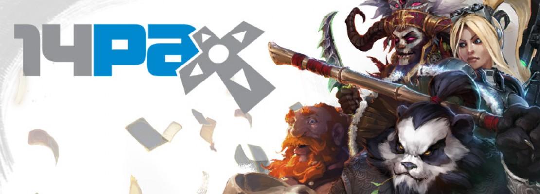 HotS: Drei neue Helden auf der PAX Prime
