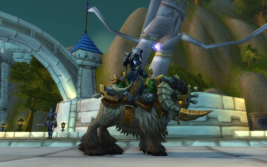 WoD PvP Mount Allianz