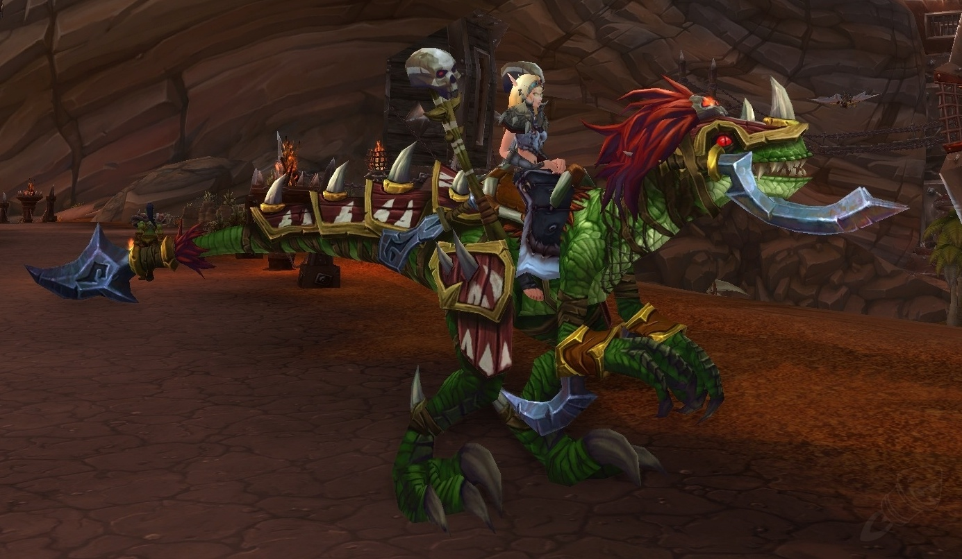 WoD PvP Mount Horde
