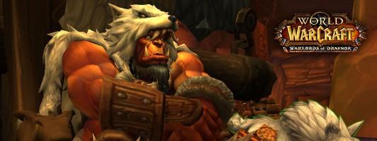 WoW Patch 6.2: Warum fehlt beim Frostwolf Set eigentlich der Helm?