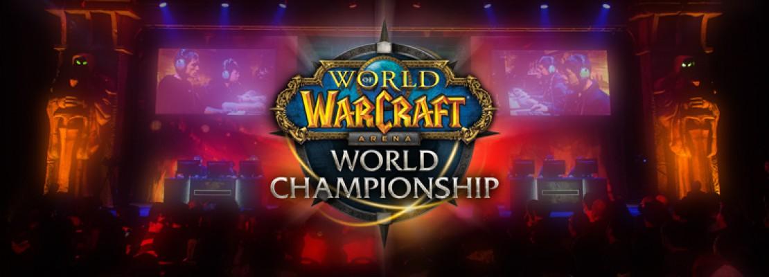Blizzcon: Mitschnitt der WoW Arena 2014 Championships
