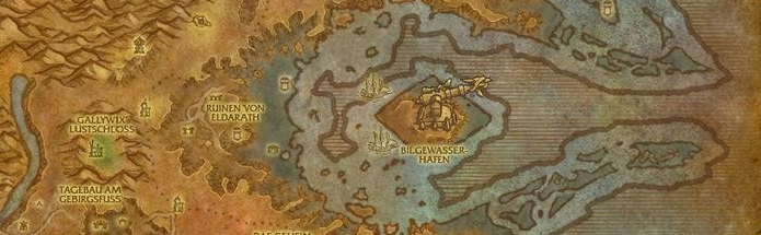 Azshara wow Zone