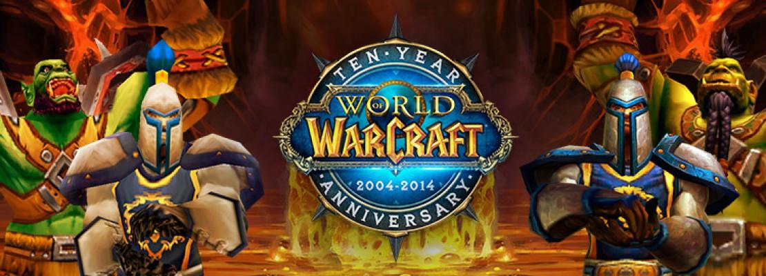 10.Geburtstag von WoW: Events in europäischen Hauptstädten