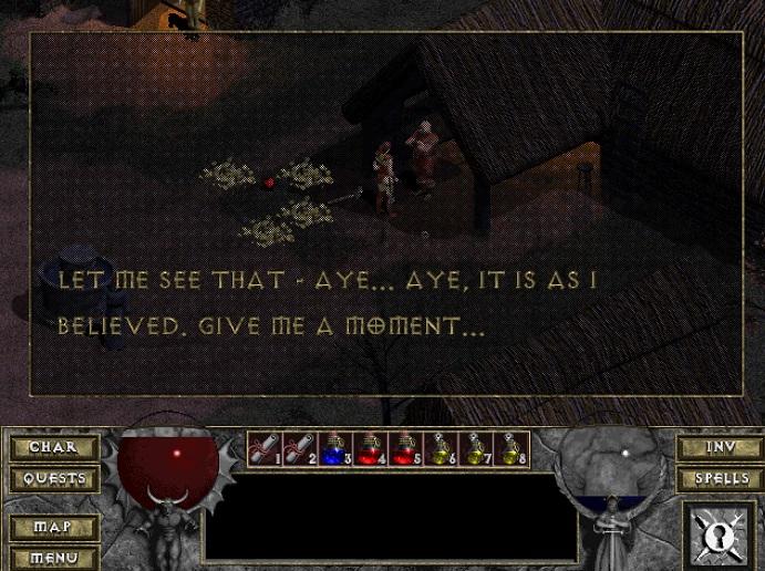 Diablo 1 Bild