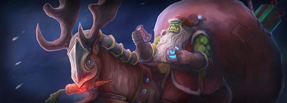 Blizzard: Eine Galerie mit Feiertagskarten
