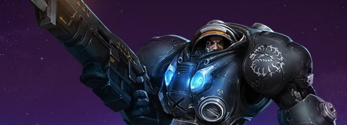 """Heroes: Der """"Commander"""" Skin von Raynor wird verbessert"""