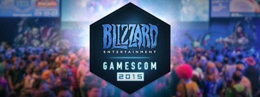 Blizzard: Der Zeitplan für die Gamescom 2015