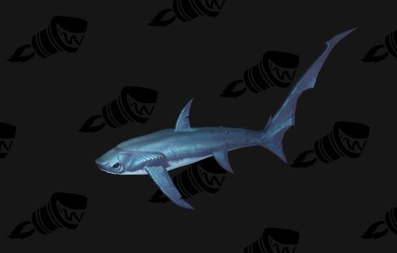 Left Shark WoW Patch 6.2