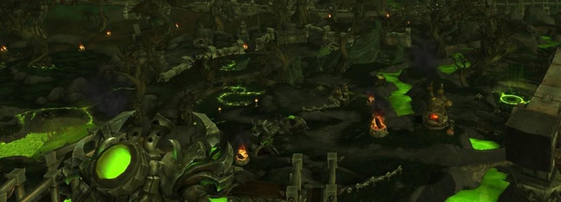 WoW Hotfix: Mehr Garnisonsressourcen für die Quests im Tanaandschungel und die Dungeon-Daily