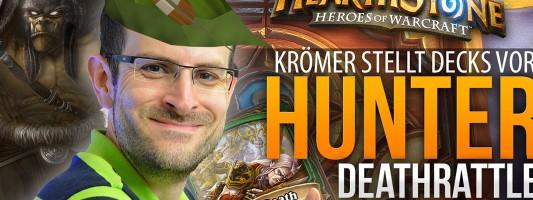 Krömer stellt Decks vor: Deathrattle Hunter