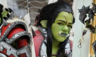 Ork-Cosplay