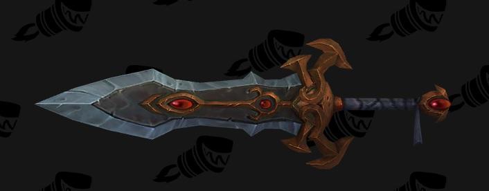 Patch 6.2 Schatz Schwert