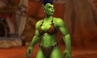 WoW: Verbesserungen an der Laufanimation von weiblichen Orcs