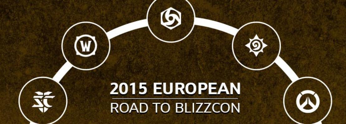 WoW: Zeitplan für die Qualifikationsturniere der European Championships