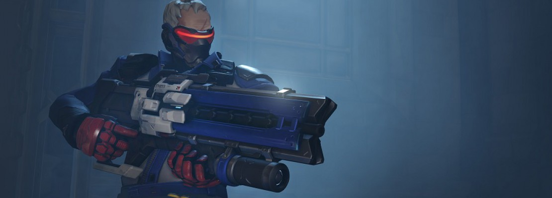 "Overwatch: Der neue Held ""Soldier: 76"""