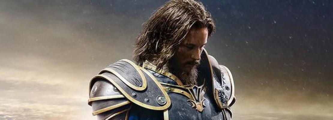 """Warcraft-Film: """"Update"""" Neue Poster zu den Charakteren"""