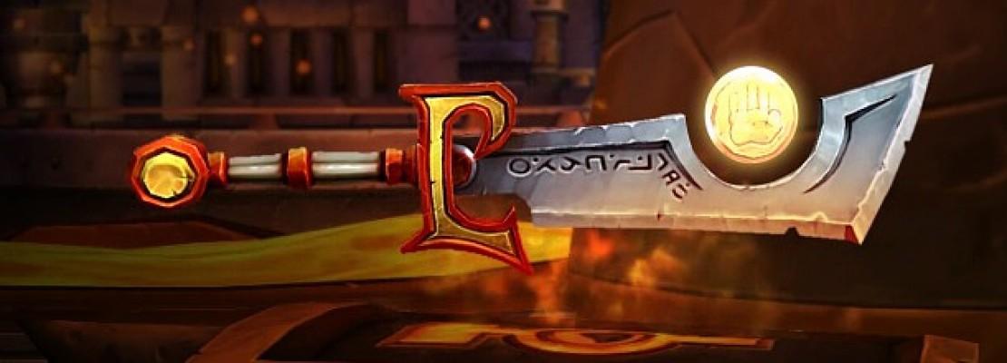 """Legion: """"Update"""" Viele geheime Artefaktskins können nun freigeschaltet werden"""