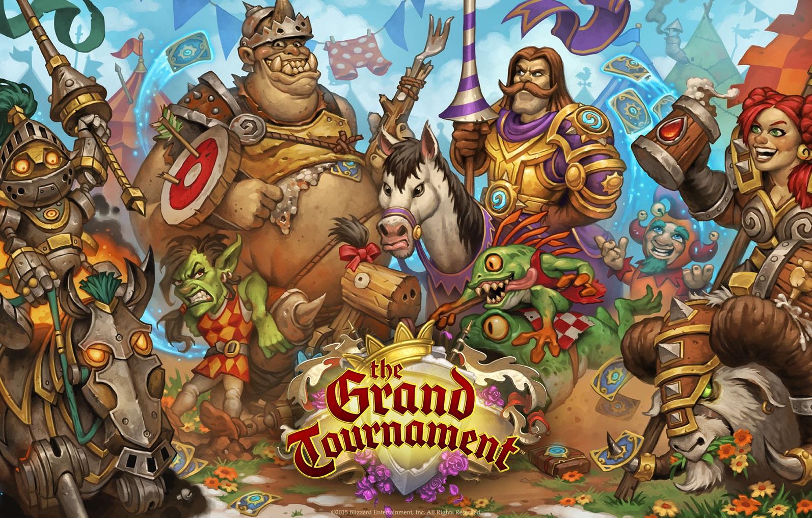 Das Große Turnier Hintergrund