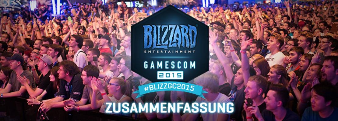 Blizzard: Die Highlights von der Gamescom 2015