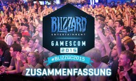 Blizzard: Die Highlights von der Gamescom 2015