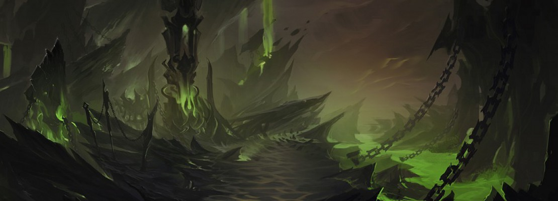 "Patch 7.2: Die Rüstungen aus der ""Cathedral of Eternal Night"""